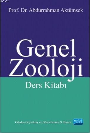 Genel Zooloji; Ders Kitabı