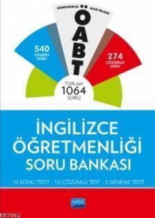 ÖABT İngilizce Öğretmenliği - Soru Bankası