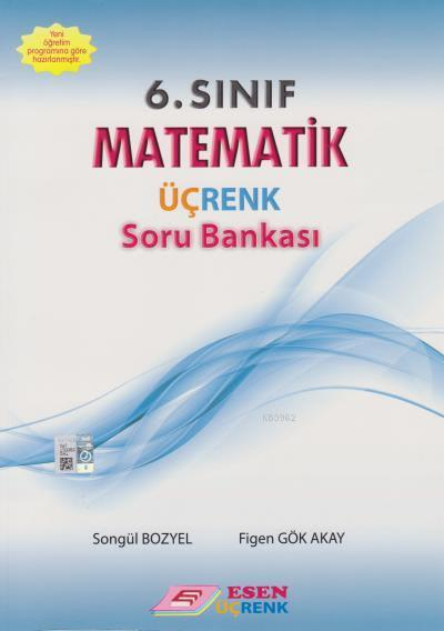 6. Sınıf Matematik Üçrenk Soru Bankası
