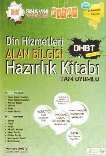 DHBT Din Hizmetleri Alan Bilgisi Konu Anlatımlı Hazırlık Kitabı 2016
