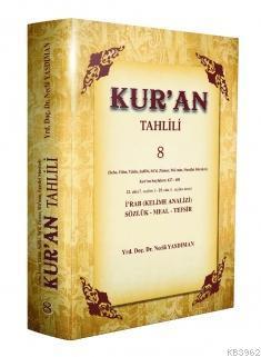 Kur'an Tahlili 8. Cilt
