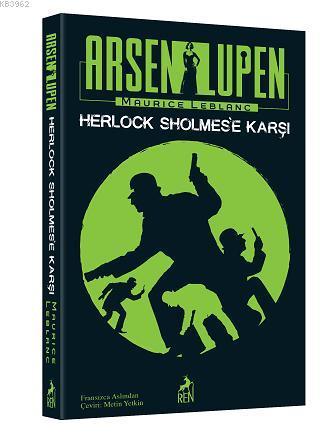 Arsen Lüpen - Herlock Sholmes'e Karşı