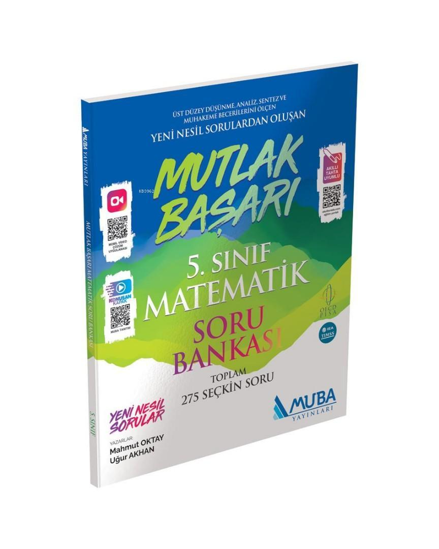 Muba Yayınları 5. Sınıf Matematik Mutlak Başarı Soru Bankası Muba