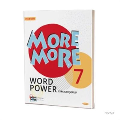 Kurmay Yayınevi 7.Sınıf More & More Englısh Wordpower (Kelime Bankası)