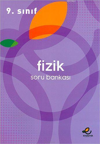 Endemik Yayınları 9. Sınıf Fizik Soru Bankası Endemik