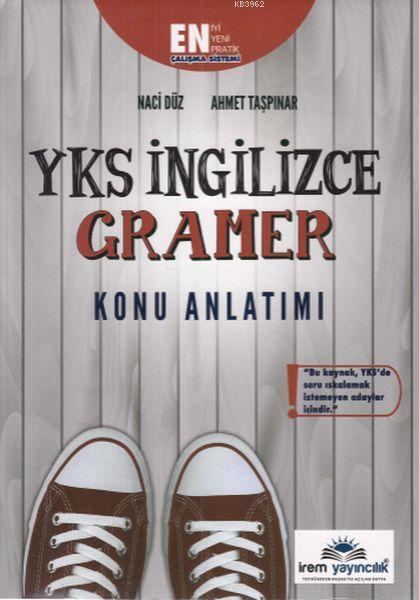 YKS İngilizce Gramer Konu Anlatımı Yeni