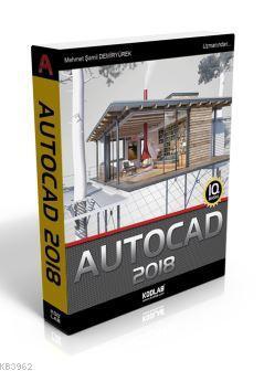 Autocad 2018; UZMANINDAN...