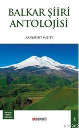 Balkar Şiiri Antolojisi