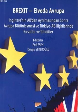 Brexit: Elveda Avrupa