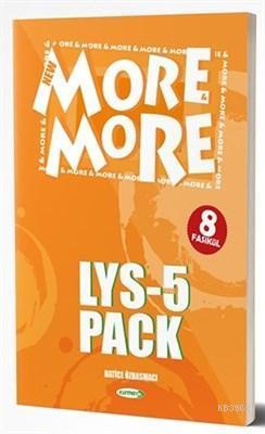 Kurmay Yayınevi Hazırlık More & More Englısh YKS Pack