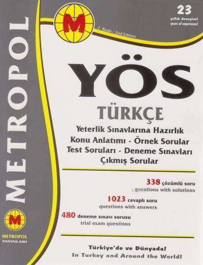 YÖS Türkçe