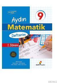 9. Sınıf Matematik Defterim 1. Dönem