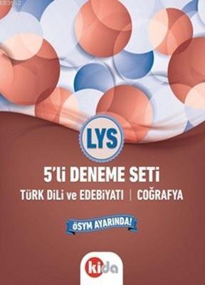 Lys 5'li Deneme Seti Türk Dili ve Edebiyatı - Coğrafya