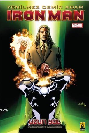 Iron Man Cilt: 10 Uzun Yol