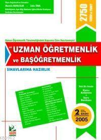 Uzman Öğretmenlik - Başöğretmenlik; Sınavına Hazırlık