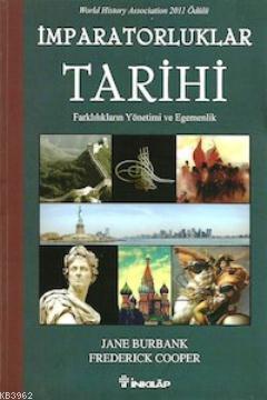 İmparatorluklar Tarihi; Farklılıkların Yönetimi ve Egemenlik