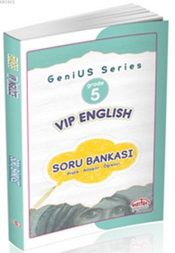 5. Sınıf Vip İngilizce Soru Bankası