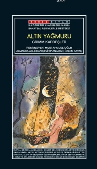 Sanatsal Resimli Altın Yağmuru; Grimm Masalları