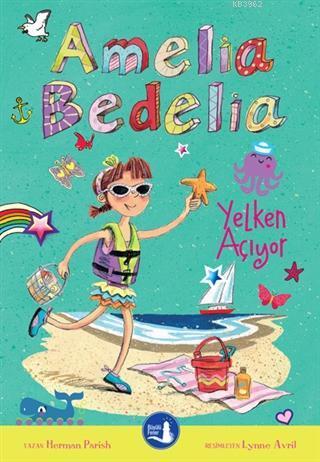 Amelia Bedelia Yelken Açıyor