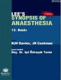 Lee's Synopsis Of Anaesthesia (Türkçe)