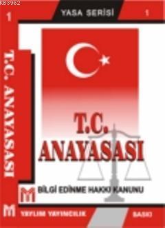 T.C. Anayasası 2011; Yasa Serisi 1