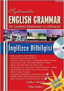 Sistematik İngilizce Dilbilgisi (1 Kitap, 2 Cd)