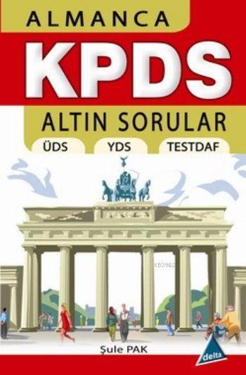 Delta Kültür Yayınları YDS Almanca Altın Sorular Delta Kültür