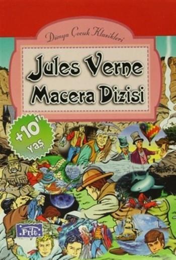 Dünya Çocuk Klasikleri Jules Verne Macera Dizisi
