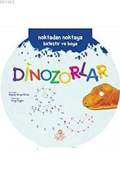 Noktadan Noktaya Birleştir ve Boya - Dinozorlar