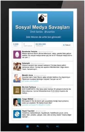 Sosyal Medya Savaşları