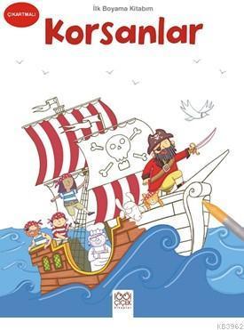 Korsanlar; İlk Boyama Kitabım