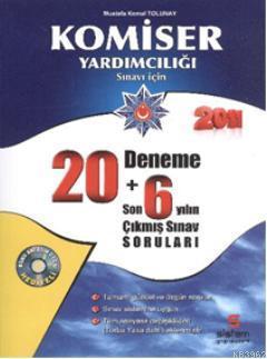 Komiser Yardımcılığı Sınavi İçin 20 Deneme (2011)