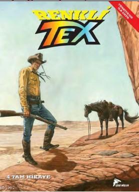 Tex Renkli Seri Cilt 4