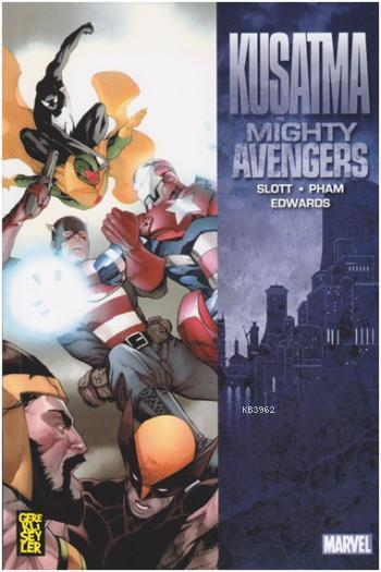 Mighty Avengers: Kuşatma