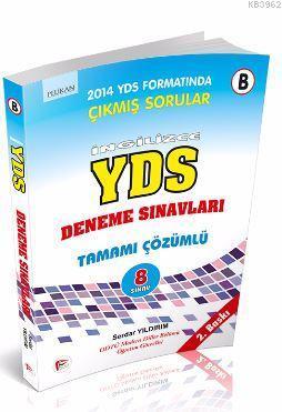 İngilizce YDS Deneme Testleri Tamamı Çözümlü (8 Test)
