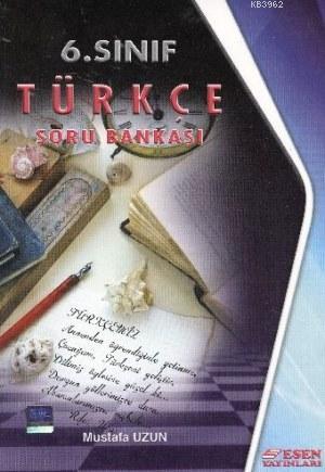Esen Yayınları 6. Sınıf Türkçe Soru Bankası Esen