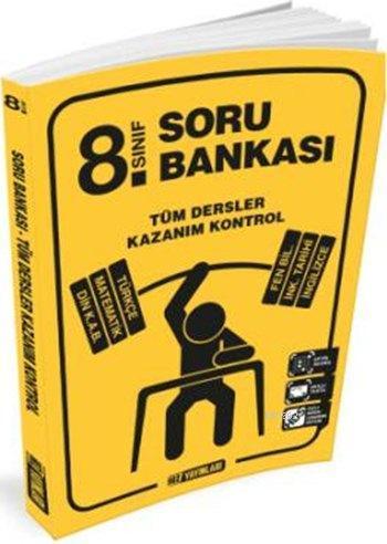 8. Sınıf Tüm Dersler Kazanım Kontrol Soru Bankası
