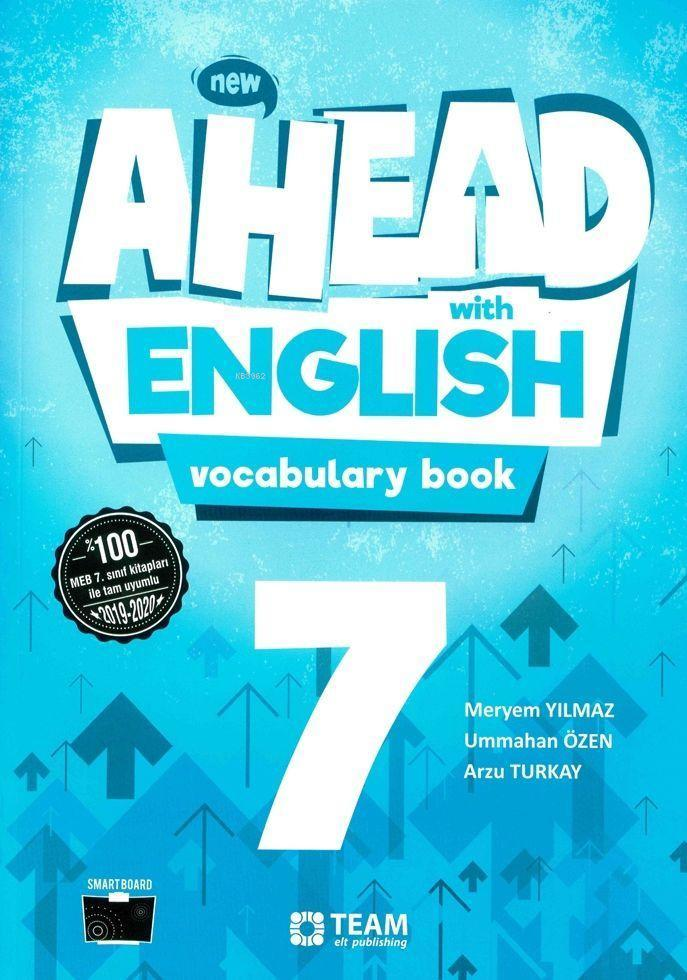Team Elt 7. Sınıf Ahead Endlish Vocabulary Book
