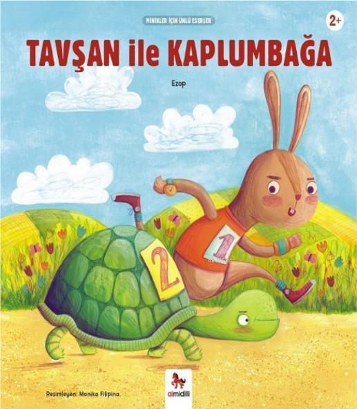 Tavşan İle Kaplumbağa; Minikler İçin Ünlü Eserler