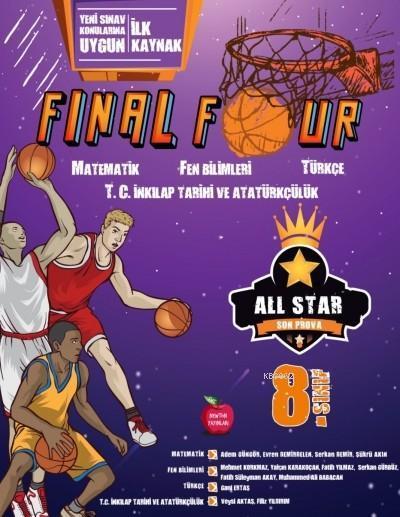 Newton Yayınları 8. Sınıf LGS All Star Final Four Son Prova Newton