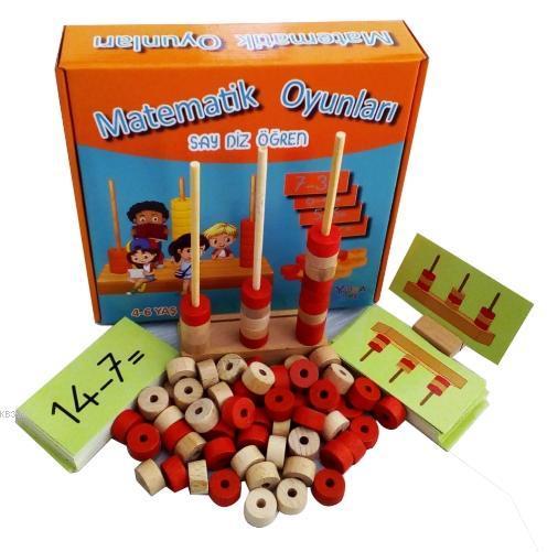 Matematik Oyunları - Say Diz Öğren
