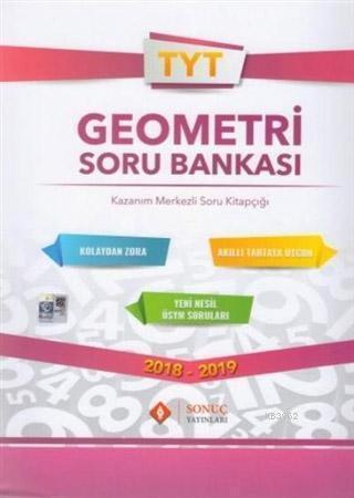 2018 - 2019 TYT Geometri Soru Bankası; Kazanım Merkezli Soru Kitapçığı
