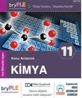Birey Yayınları 11. Sınıf Kimya Konu Anlatımlı