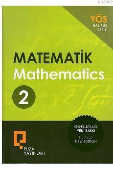 YÖS Matematik 2