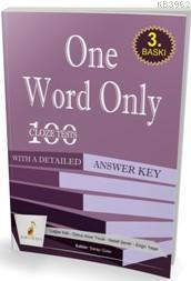 Pelikan One Word Only: 100 Cloze Tests with a Detailed Answer Key