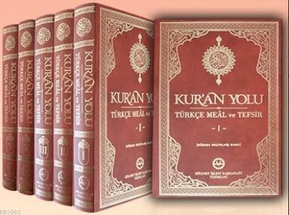 Kur'an Yolu Türkçe Meal ve Tefsir