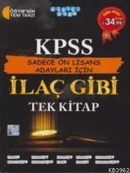 KPSS Sadece Ön Lisans Adayları İçin İlaç Gibi Tek Kitap