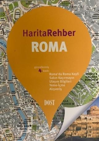 Roma Harita Rehber