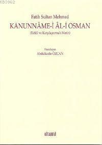Kanunname-i Al-i Osman