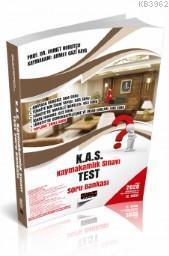 KAS Kaymakamlık Sınavı Test Soru Bankası